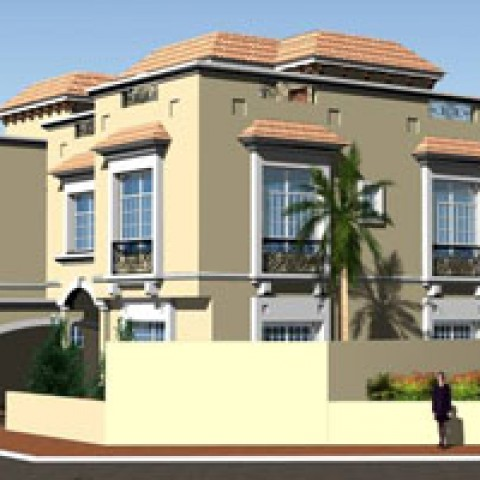 40 Villas for Eskan Bank