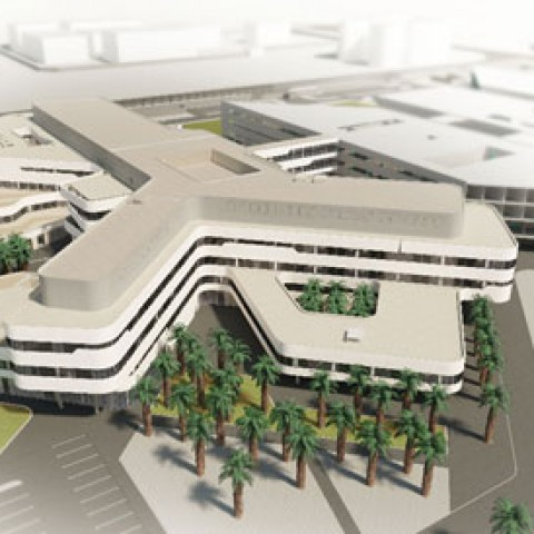 New Oncology Centre at King Hamad University Hospital